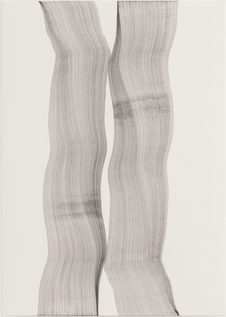 Thomas Müller –untitled, 2020, pencil on paper, 29,7 x 21 cm